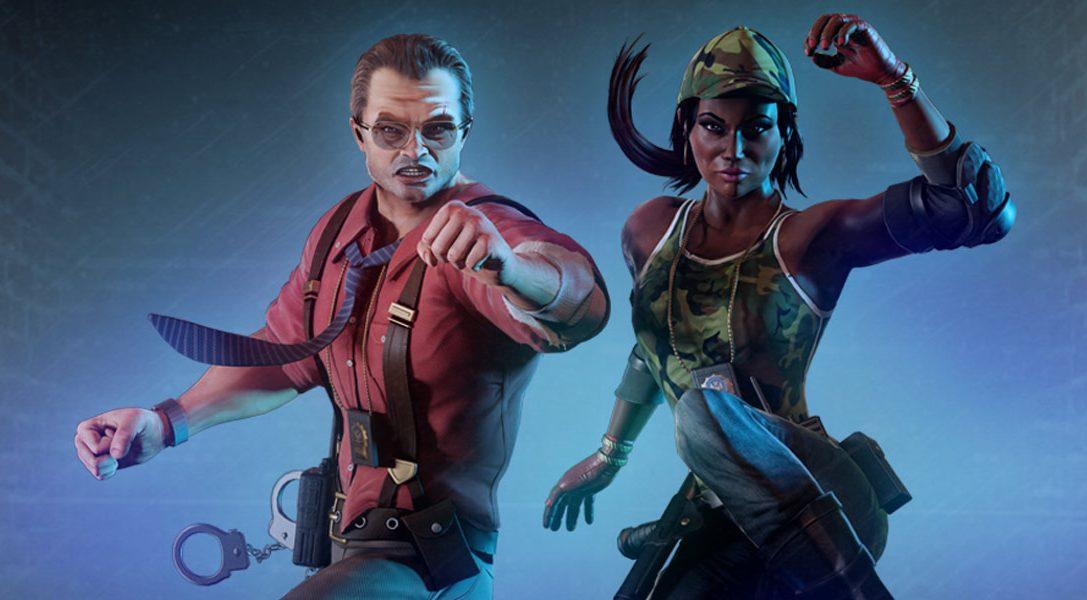 Zwei Killer Instinct-Veteranen kehren dieses Jahr mit dem Old School-Brawler Raging Justice auf PS4 zurück