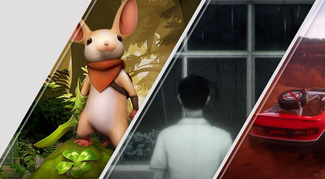 5 Top-Neuerscheinungen im PlayStation Store, die ihr euch diese Woche nicht entgehen lassen solltet