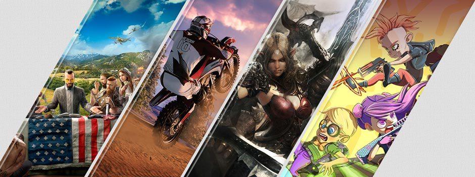 4 Top-Neuerscheinungen im PlayStation Store: Far Cry 5, MX vs ATV All Out, Tera und Telltale´s Batman: The Enemy Within