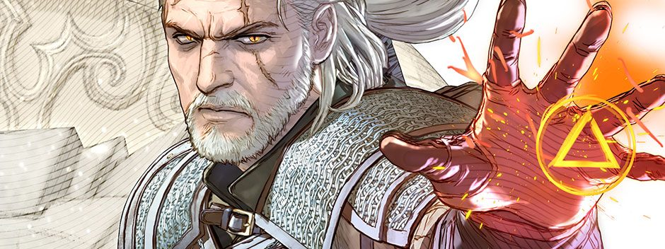 Geralt aus The Witcher steigt in Soul Calibur VI in den Ring