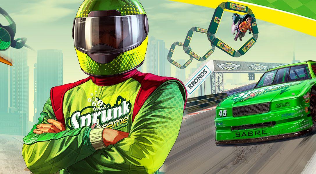 Die GTA Online: Southern San Andreas Super Sport-Serie