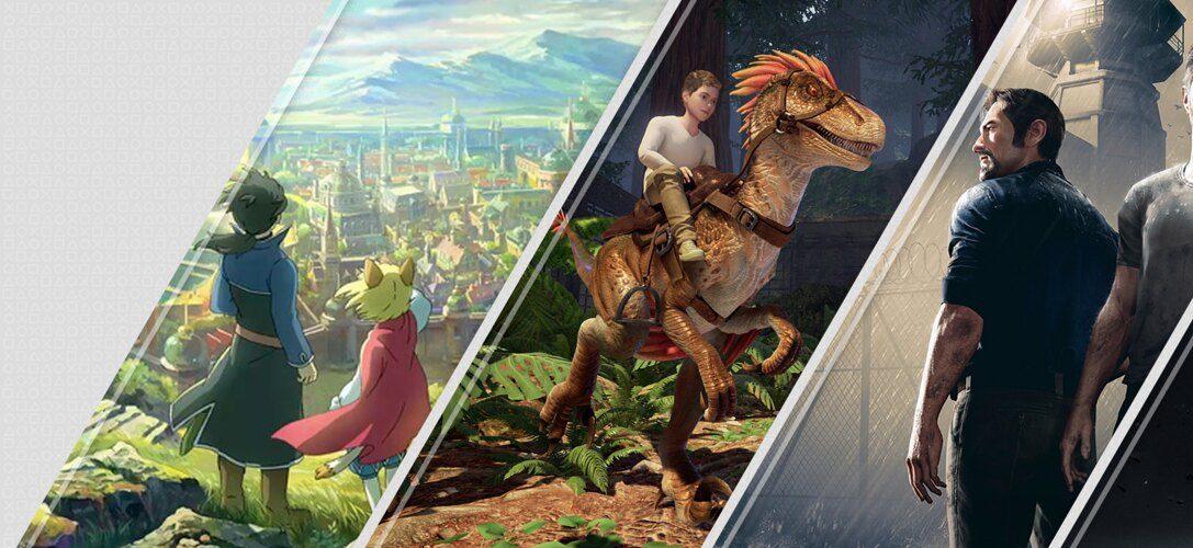5 Top-Neuerscheinungen im PlayStation Store: Ni no Kuni II: Revenant Kingdom, Ark Park, A Way Out und mehr