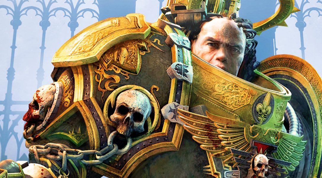 Action-RPG Warhammer 40,000: Inquisitor – Martyr erscheint am 11. Mai auf PS4