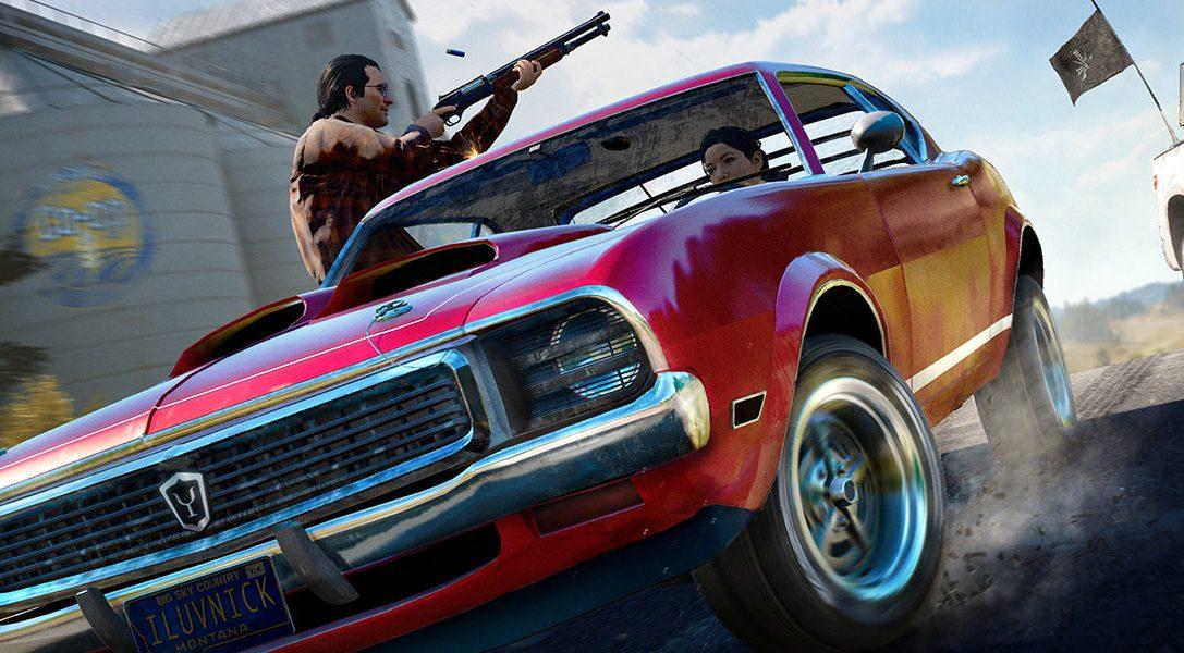 6 Wege, auf denen Far Cry 5 das Wesen der Reihe neu belebt