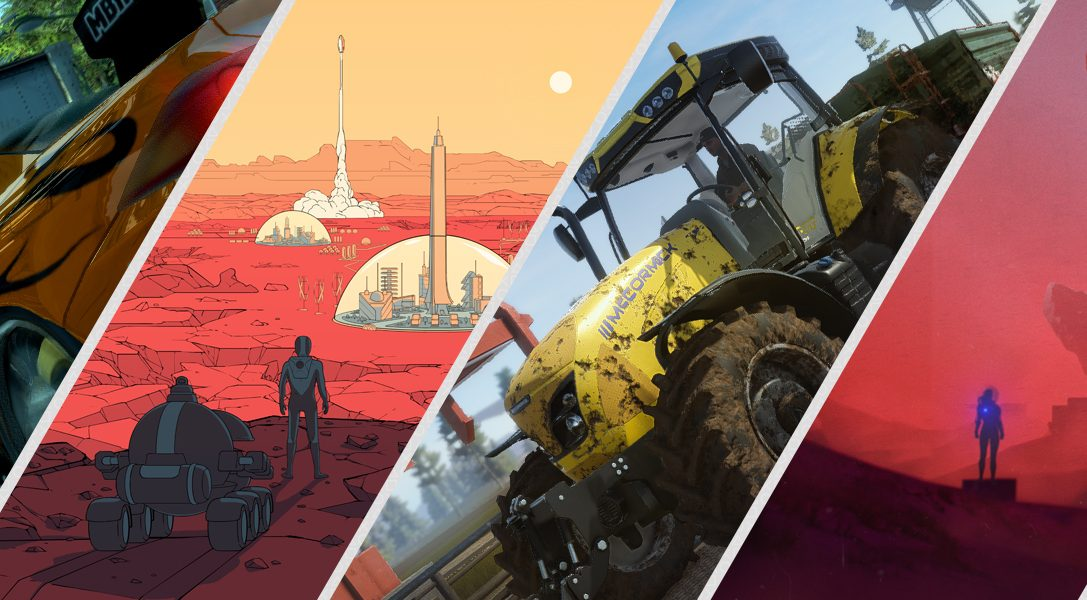 5 Top-Neuerscheinungen im PlayStation Store: Burnout Paradise Remastered, Pure Farming 2018, Q.U.B.E. 2 uvm.