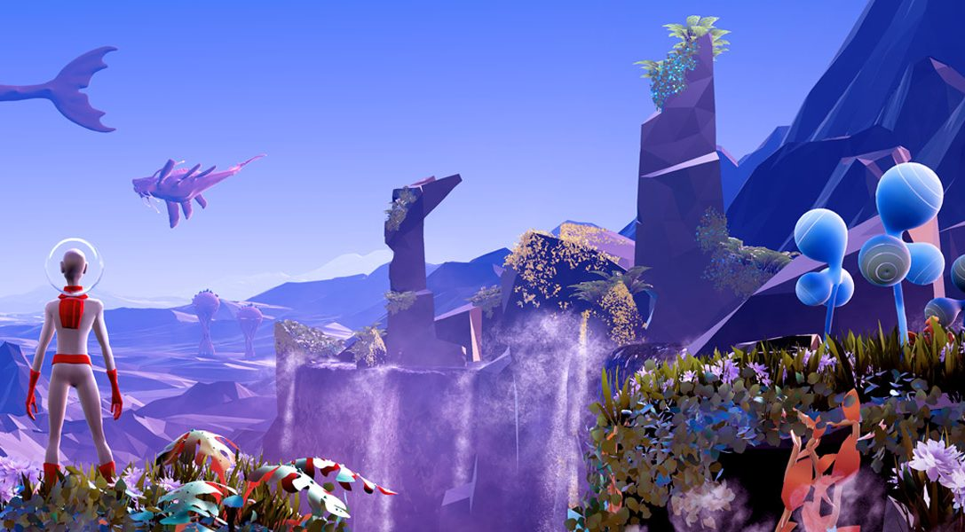 Schreibt die Zeit um und erkundet eine außerirdische Welt im traumhaft schönen Plattformer Planet Alpha