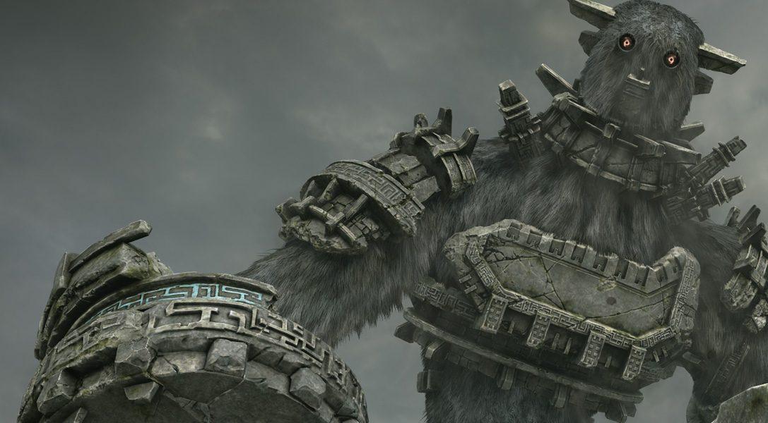 Findet heraus, auf welchem Platz der PS Store Charts Shadow of the Colossus und Moss debütiert haben