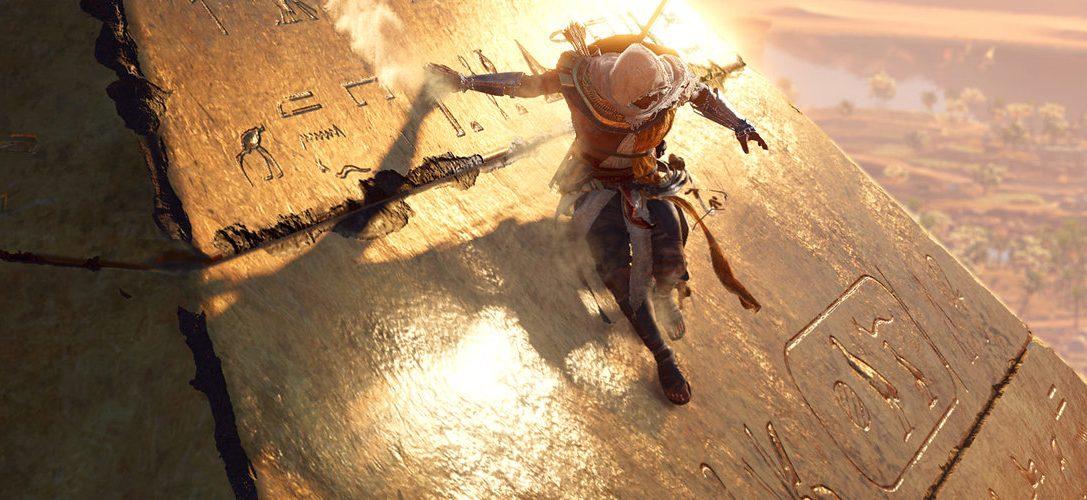 Schnappt euch dieses Wochenende Rabatte auf Ubisoft-Titel im PlayStation Store