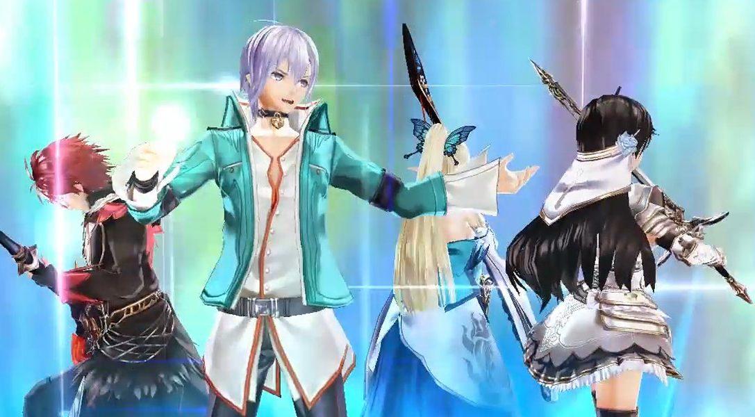Shining Resonance Refrain startet am 10. Juli auf PS4