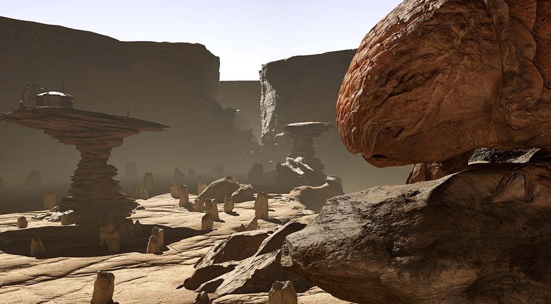 Eden Tomorrow – Sci-Fi-Survival vom Feinsten