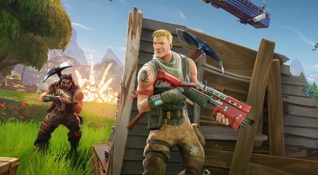 Fortnite Fragen und Antworten: Der PlayStation.Blog interviewt Epic Games