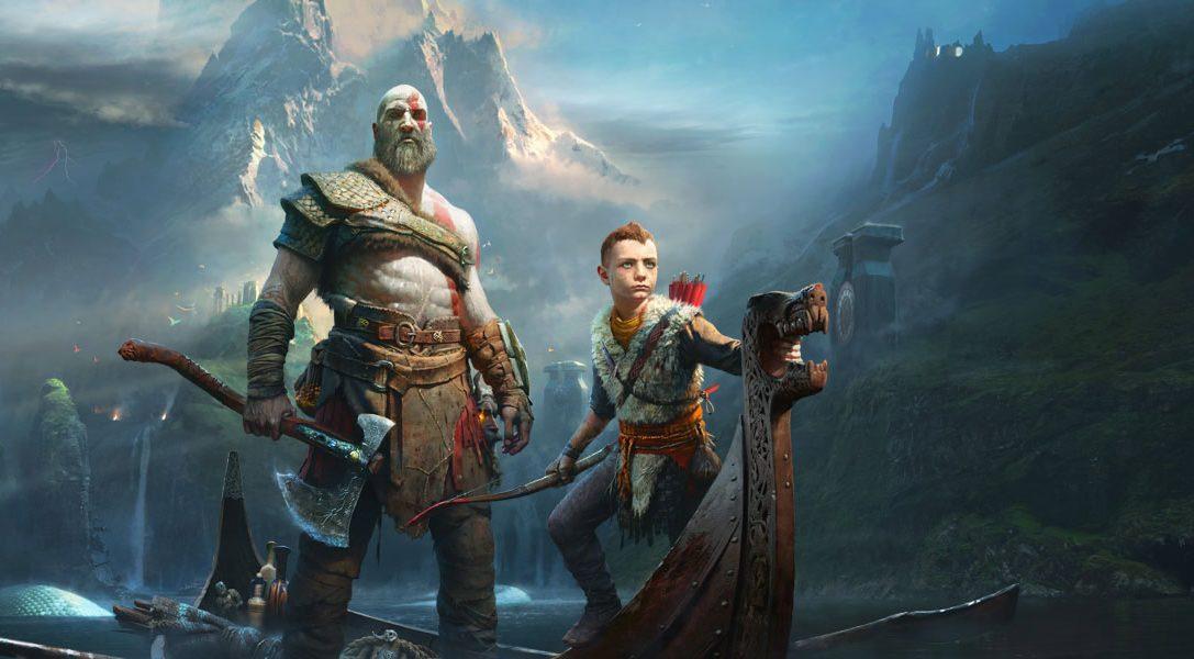 God of War-Soundtrack ab heute erhältlich