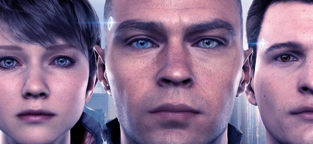 Wie die drei Komponisten von Detroit: Become Human dem PS4-Sci-Fi-Thriller eine ganz eigene Identität verleihen
