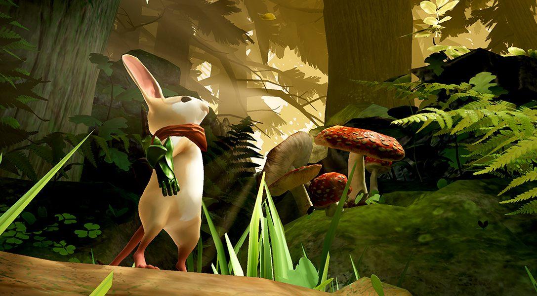 Die Magie der Animation in Moss: Wie Polyarc Quill zum Leben erweckte
