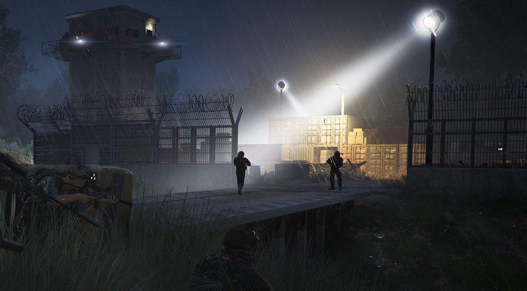 Sam Fisher kehrt für Ghost Recon Wildlands Jahr 2 zurück auf PS4