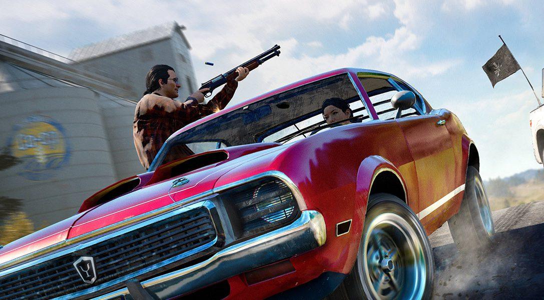 Far Cry 5 war das meistverkaufteste Spiel im PlayStation Store im letzten Monat