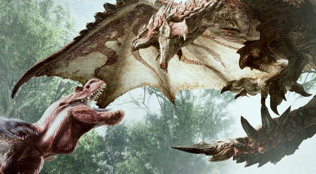 Das PlayStation.Blog-Quiz: Wie gut kennst du dich in Monster Hunter aus?