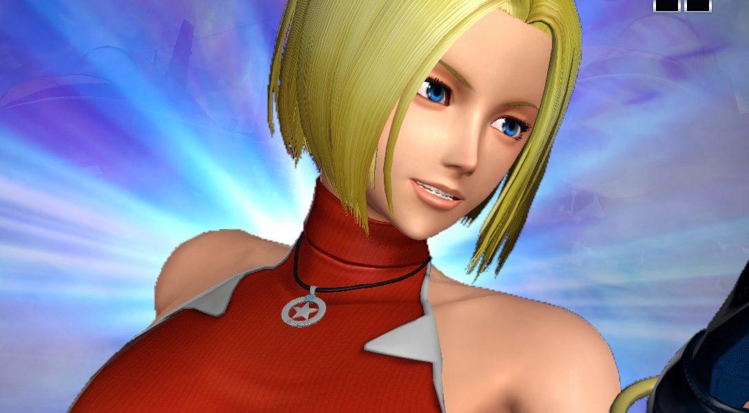 Fan-Favorit Blue Mary schließt sich bei King of Fighters XIV den Rängen an