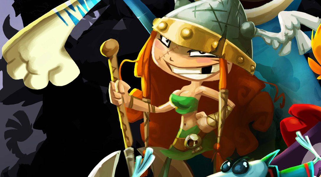 Eure PlayStation Plus-Titel im Mai sind Beyond: Two Souls und Rayman Legends