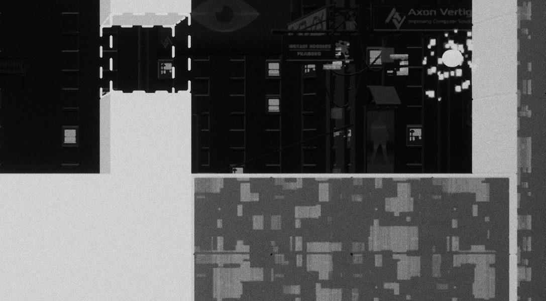 Meistert den negativen Raum, um im PS4-Action-Puzzler Shift Quantum einem dystopischen Experiment zu entkommen