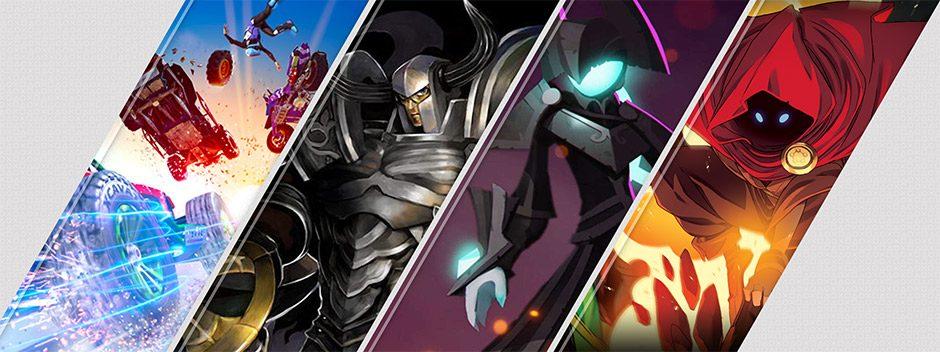 4 neue Games, die ihr euch diese Woche im PlayStation Store ansehen solltet