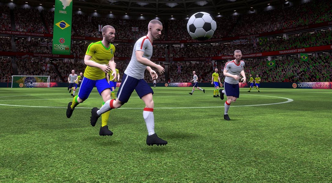 Football Nation VR 2018 ist ein riesiges Update für VRFC, das im nächsten Monat zur Weltmeisterschaft kommt