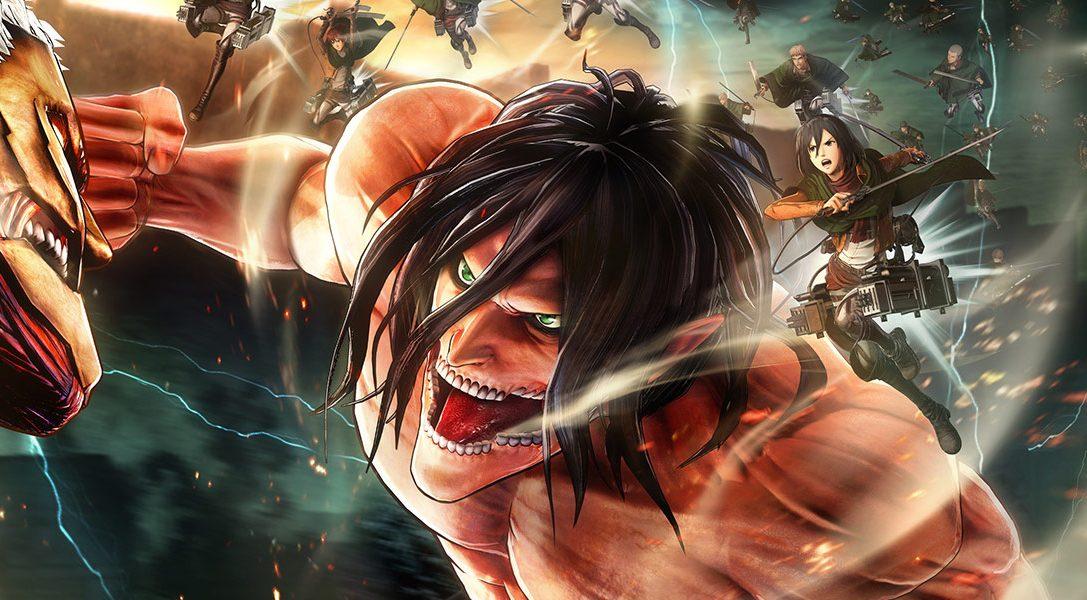 Attack on Titan 2: Expulsion Modus – Titanen treffen auf Battle Royale