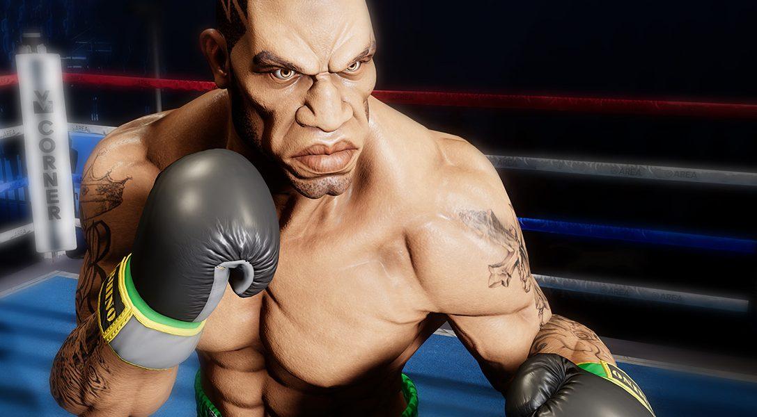 Creed: Rise to Glory erscheint mit exklusivem jungen Rocky Charakter auf PS VR