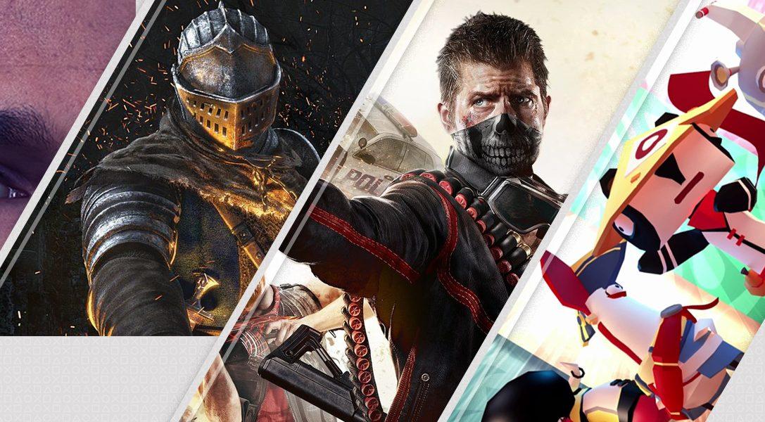 5 große Releases kommen diese Woche für euch in den PlayStation Store