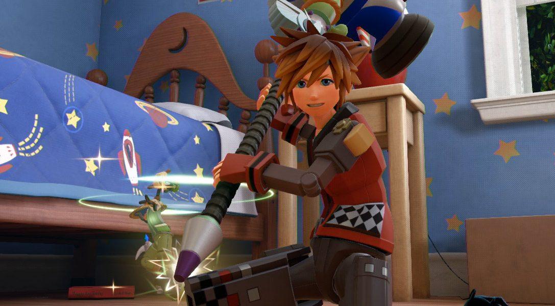 Hands-On-Eindrücke mit dem ersten Kingdom Hearts Hauptteil in 13 Jahren