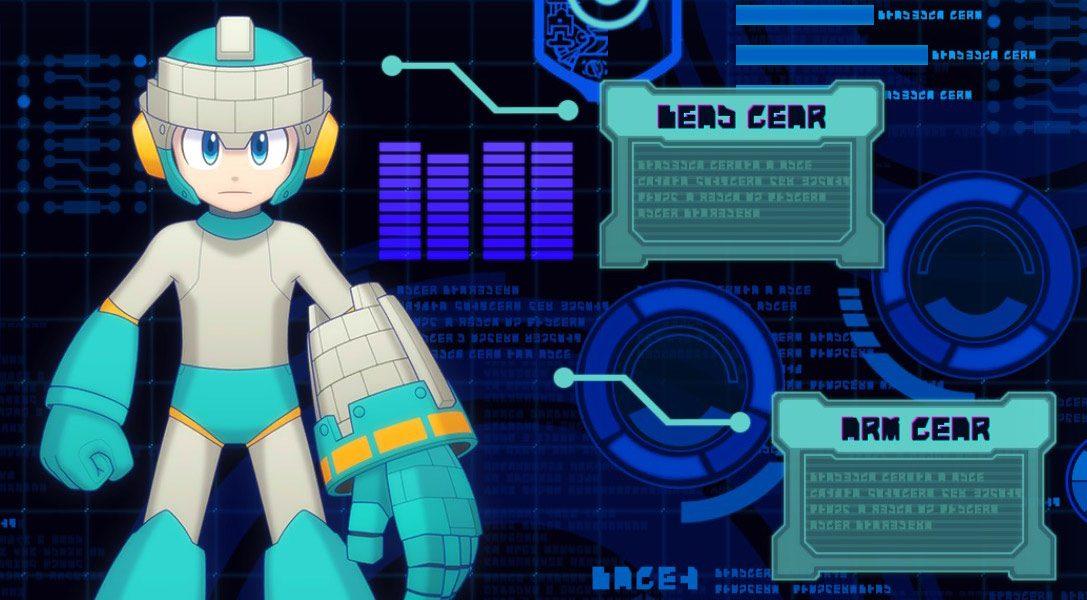 Mega Man 11 erscheint am 2. Oktober – Erste Einblicke auf das neue Double Gear-System