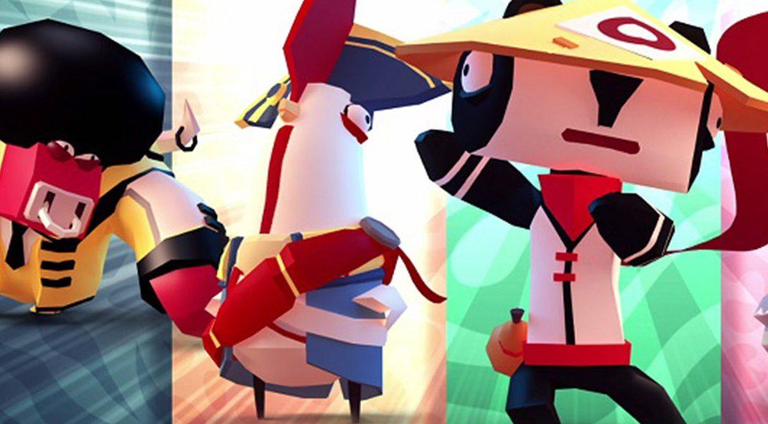Skurriler Echtzeitstrategie-Mix Animal Force ab 22. Mai exklusiv für PS VR erhältlich