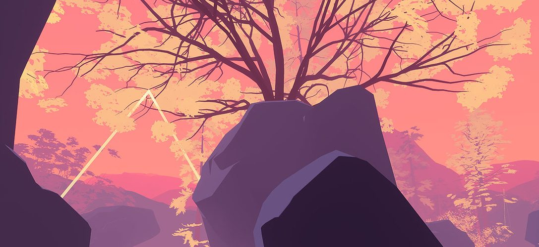 Das entspannende Erkundungsspiel Shape Of The World kommt nächsten Monat auf PS4