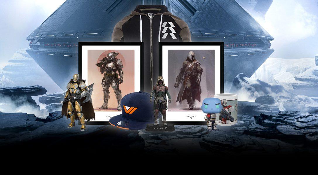 Neu bei PlayStation Gear: Merchandise zu God of War und Rabatte auf Produkte von Destiny 2