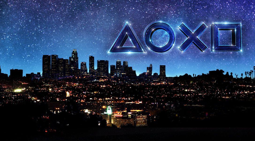PlayStation @ E3 2018: Die Reise beginnt am 12. Juni