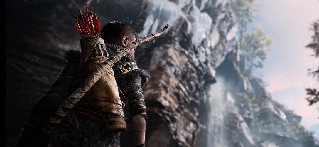 Der Fotomodus von God of War wird heute mittels eines kostenlosen Updates zur Verfügung gestellt