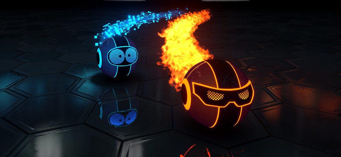 Kabounce, ein Multiplayer-Arena-Flipper, bei dem ihr die Kugel seid, schlägt diesen Monat auf PS4 ein