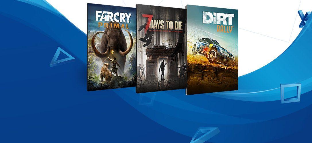 Spiele unter 20€-Aktion startet heute wieder im PlayStation Store