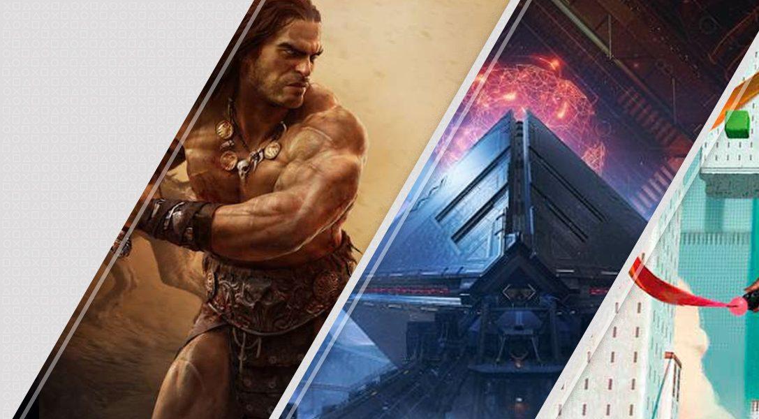 5 PlayStation-Veröffentlichungen, die ihr diese Woche nicht verpassen solltet
