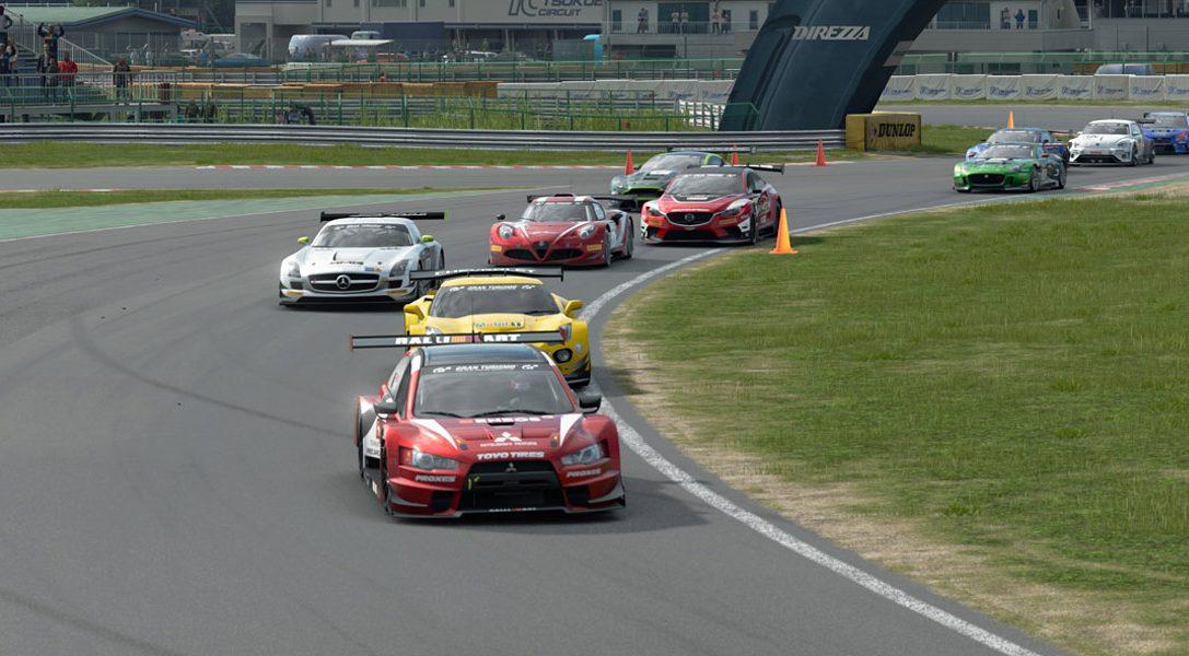 Das erste World Tour-Event von Gran Turismo Sport startet nächste Woche auf dem legendären Nürburgring