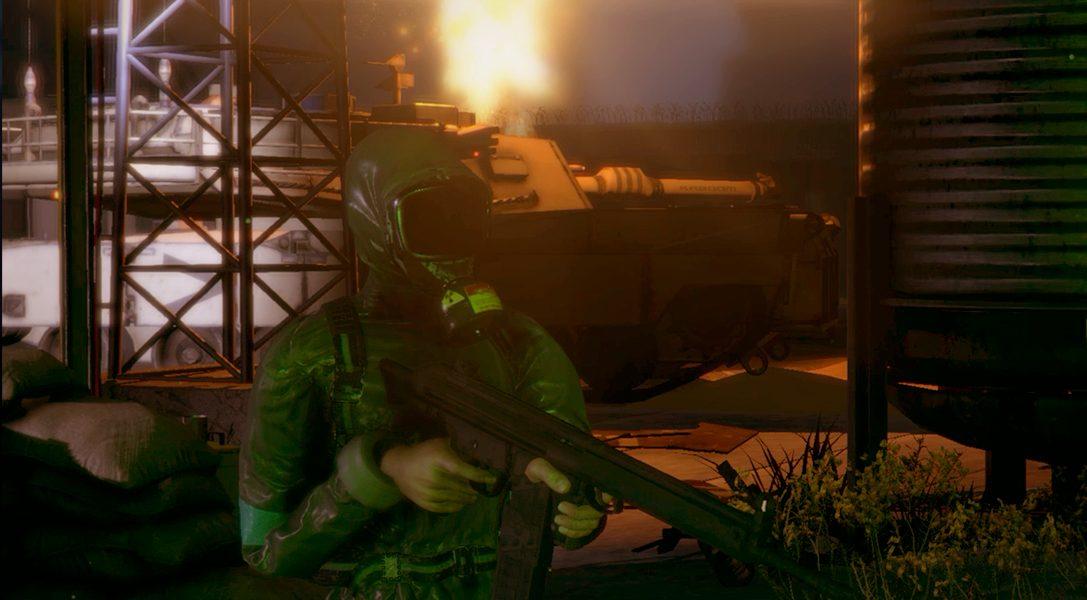 Im Juni erscheint für den Zombie-Shooter Arizona Sunshine für PS VR die Prequel-Kampagne Dead Man als DLC