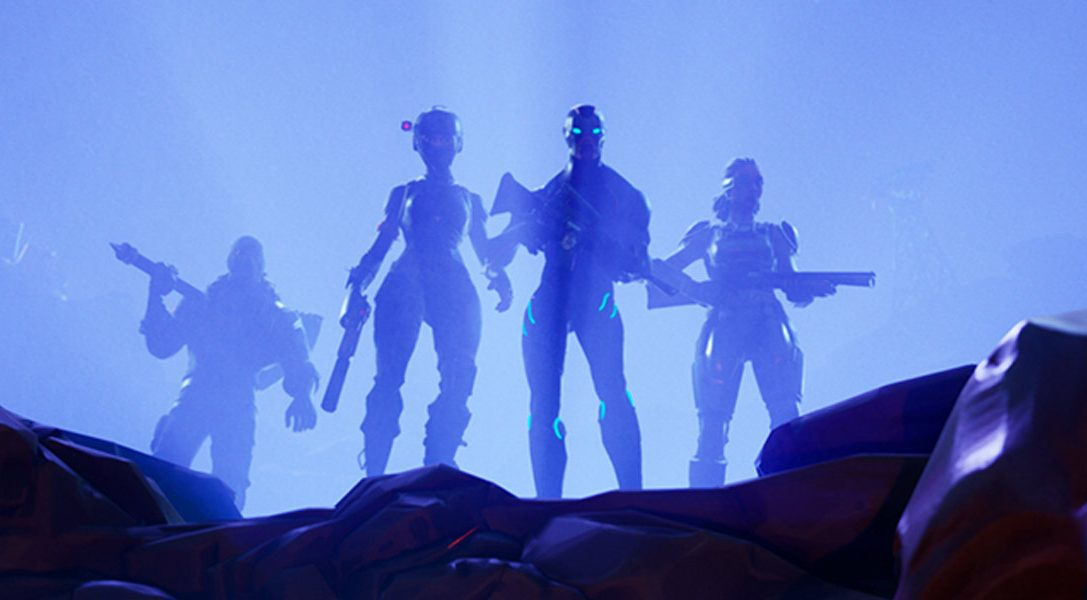 Fortnite Battle Royale Season 4 landet auf PS4 mit einem KNALL