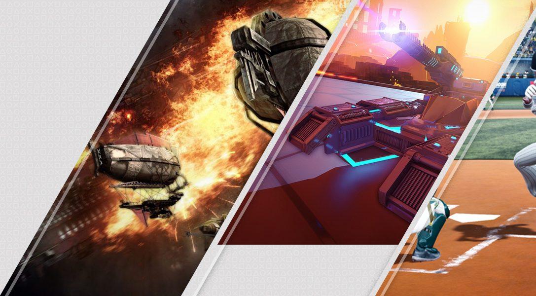 Neuerscheinungen im PlayStation Store: Battlezone Gold Edition, Guns of Icarus Alliance uvm.