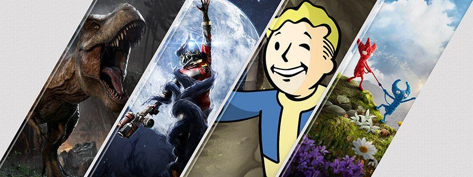 Die PlayStation Store-Neuerscheinungen der Woche: Unravel Two, Prey: Mooncrash, Jurassic World Evolution
