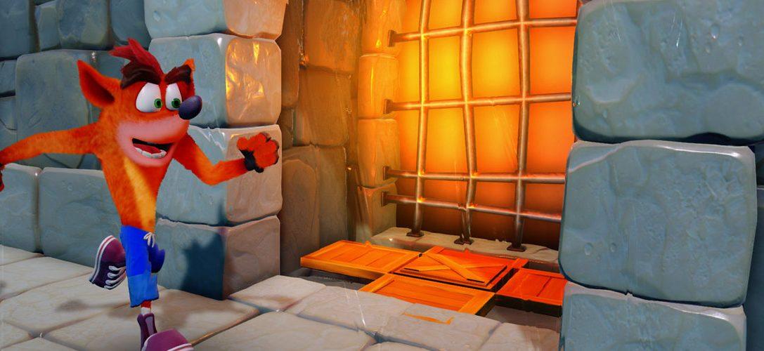 Crash Bandicoot N. Sane Trilogy erhält einen neuen Level, HDR, schnellere Ladezeiten