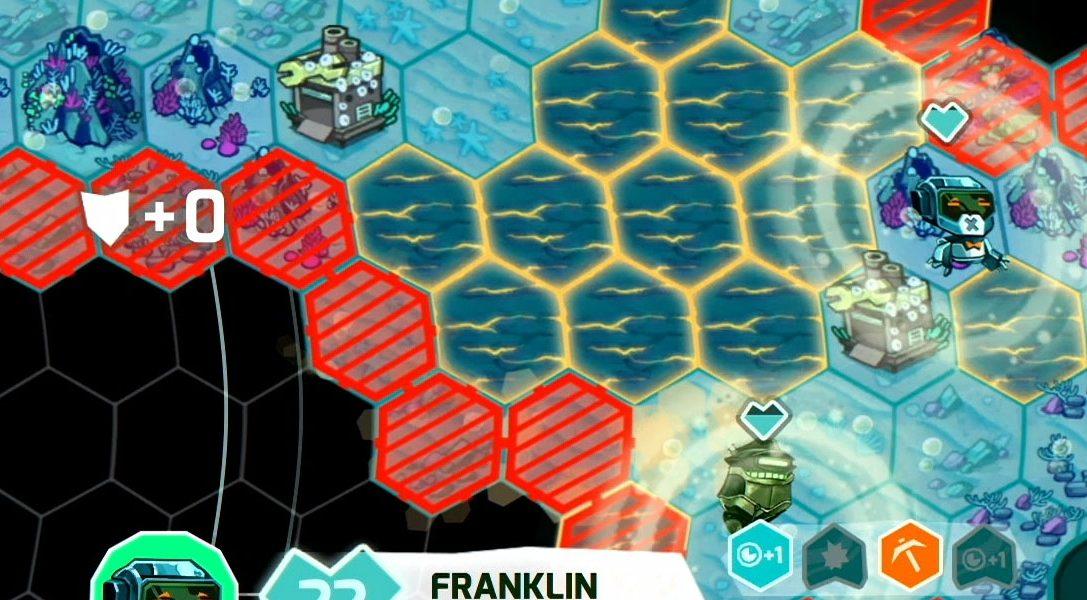 Das clevere Karten-Kampfspiel Insane Robots für PS4 setzt auf Spaß, anstatt auf mühsame Deck-Zusammenstellung