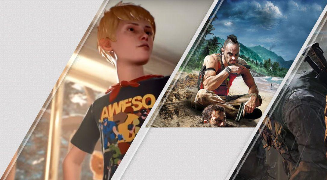 Das sind diese Woche die Highlights im PlayStation Store: The Awesome Adventures of Captain Spirit, Far Cry 3 Classic Edition, LEGO Die Unglaublichen und vieles mehr …
