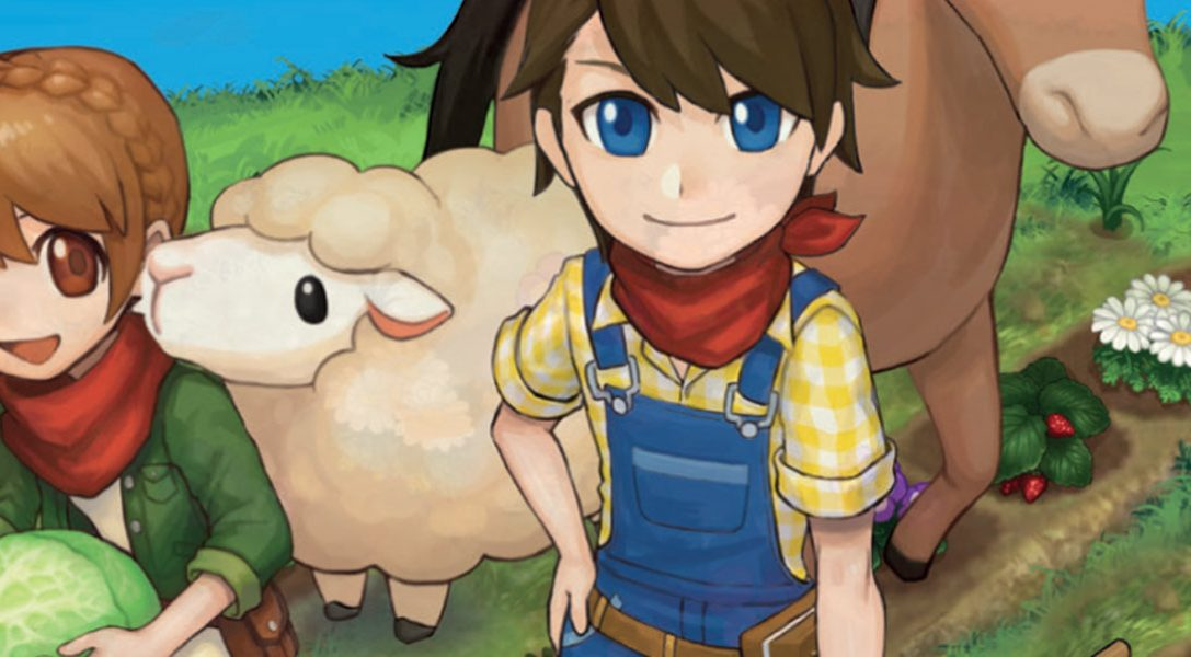 5 Tipps für einen guten Start ins Bauernleben mit Harvest Moon: Light of Hope auf PS4