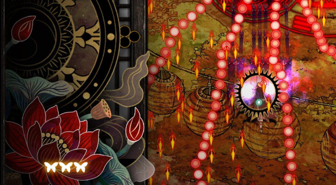 Bullet-Hell Shooter Shikhondo – Soul Eater erscheint diesen Sommer auf PS4