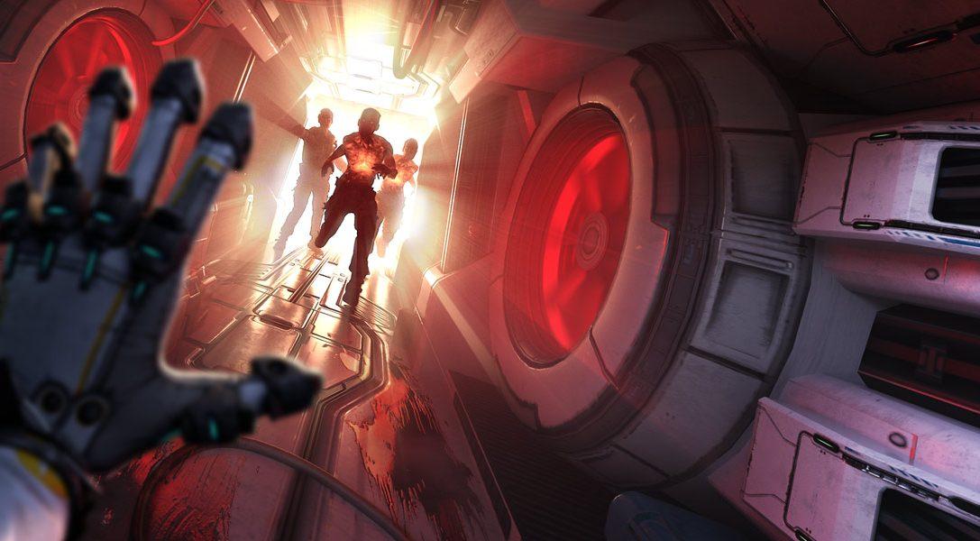 Der Sci-Fi-Shooter The Persistence für PS VR ist ab 25. Juli auf Disc erhältlich.